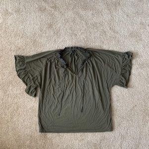 J. Crew Cotton Shirt